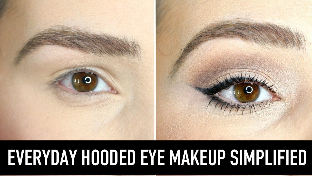 Eye Makeup for Hooded Eyes How to apply eyeshadow, liner