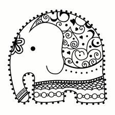 Resultado De Imagen Para Vinilos Decorativos Elefantes Con Imagenes Patrones De Bordado Patrones Bordado