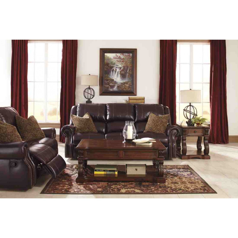 Ashley Furniture Walworth Living Room Set Blackcherry