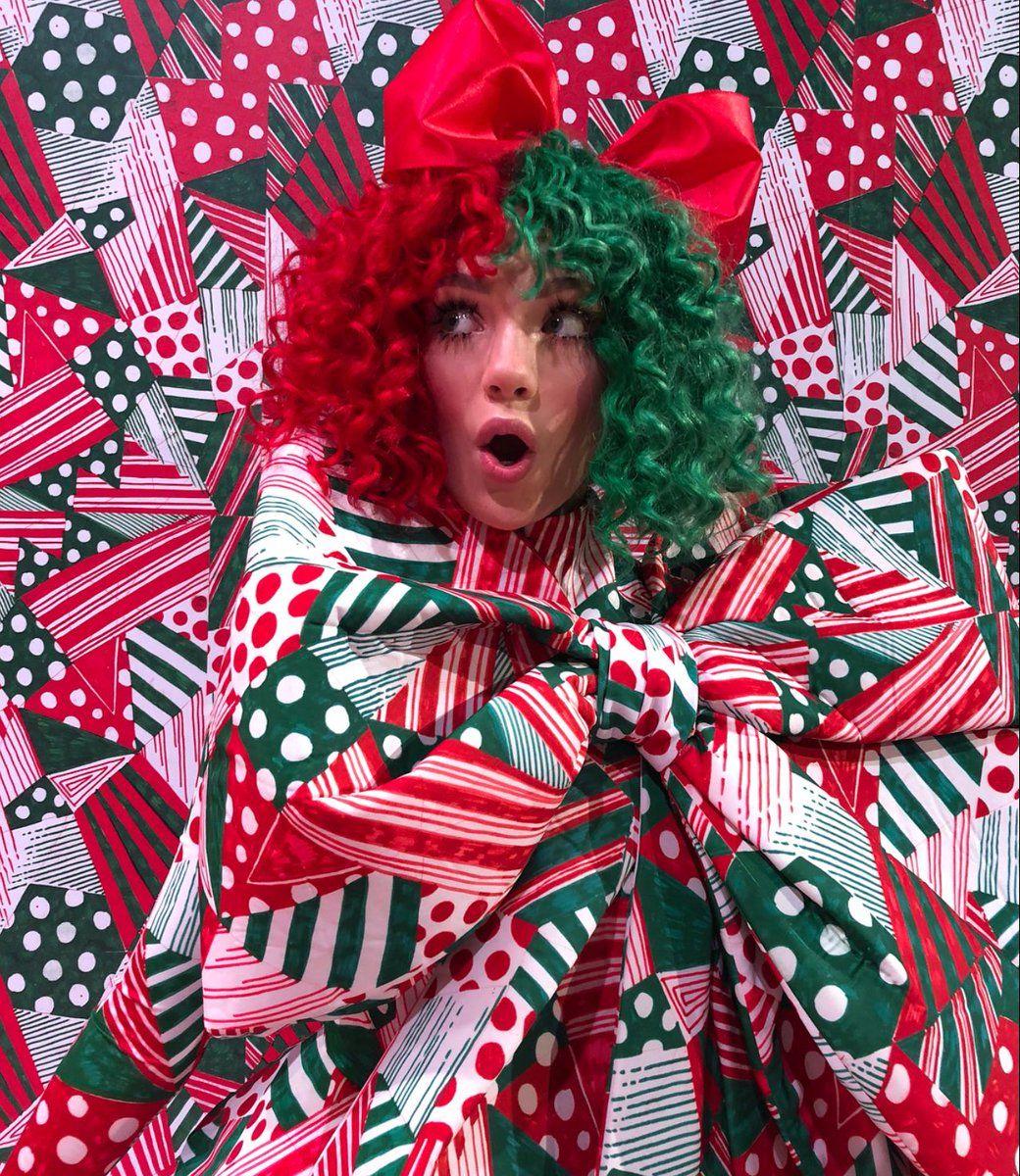 Sia Christmas 2019 Everyday is Christmas! | ʍǟɖɖɨɛ ǟռɖ ƙɛռʐɨɛ in 2019 | Maddie