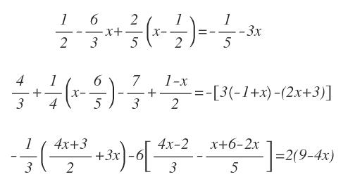 Cómo Resolver Ecuaciones De Primer Grado Ejercicios Resueltos Como Resolver Ecuaciones Primeros Grados Ecuaciones
