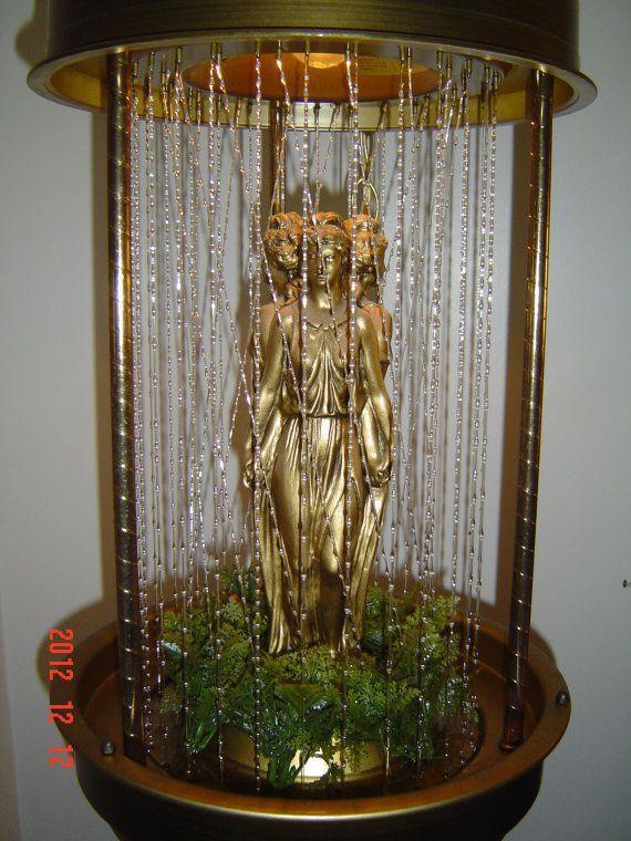 Hanging Goddess Oil Rain Swag Lamp Swag Lamp Rain Lamp Oil Lamps
