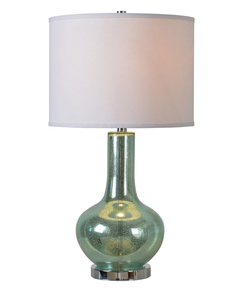 Take a look at this Kenroy Silver Sea Table Lamp today!