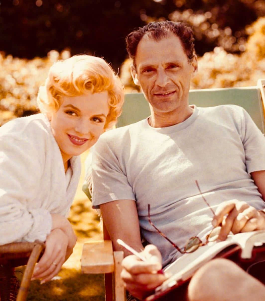 Marilyn And Arthur Miller