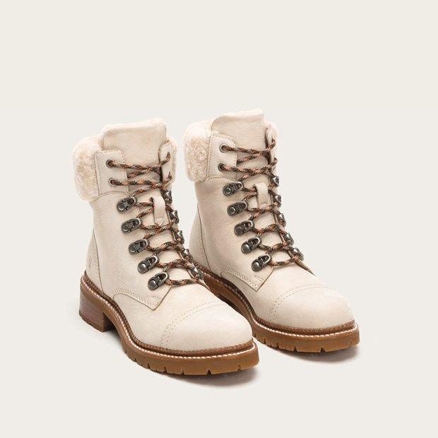 eb61f71e0bc Samantha Hiker Boots   FRYE Since 1863   fashioned   Boots, Leather ...