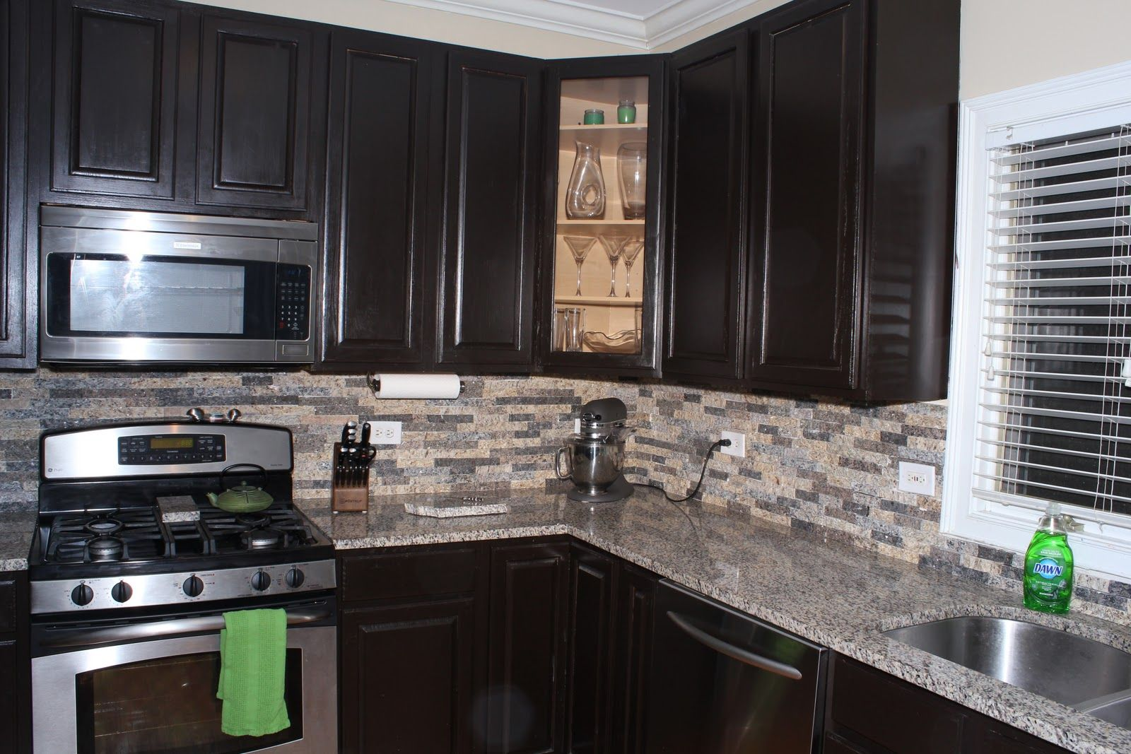 benjamin moore bittersweet chocolate cabinets - Google Search | To ...
