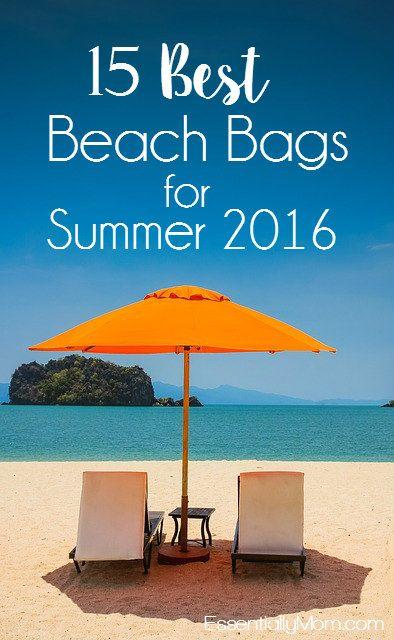 Best Beach Bags for Summer 2016