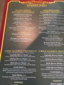 Gluten Free At Disneyland With Images Allergen Free Recipes