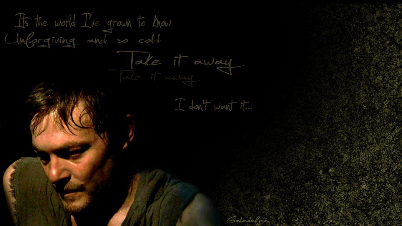 Daryl El Mejor Personaje De The Walking Dead Wallpapers Info