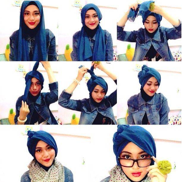 Top HIJAB TUTORIAL -- @hijablogger (Ms. Hijablogger) 's Instagram  NB18