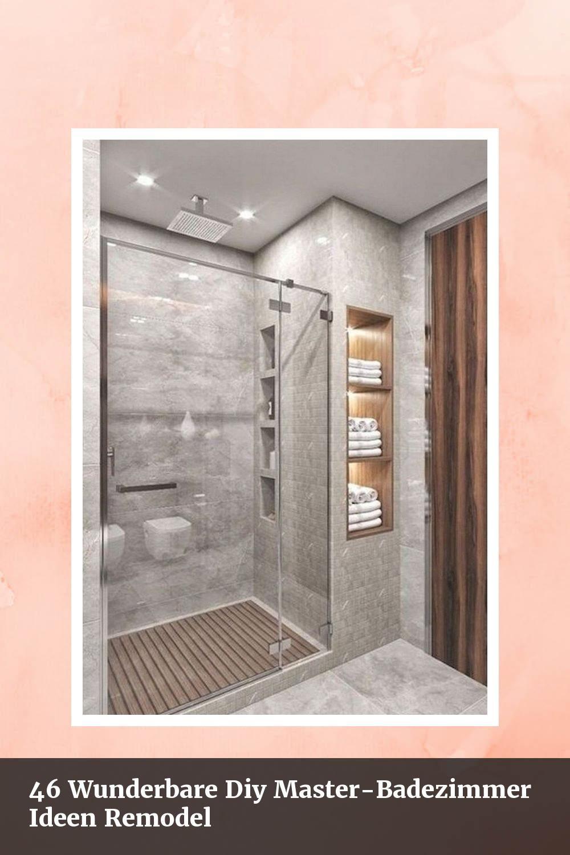 Cute 46 Wunderbare Diy Master Badezimmer Ideen Remodel 46 Bathroom Diy Ideas Master Permalink Badezimmer Badezimmer Renovieren Klassisches Badezimmer