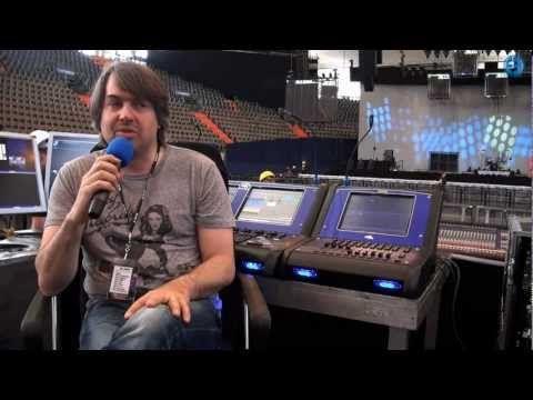 """""""Die Ärzte"""" live 2012 in der Olympiahalle München am 30. Mai"""