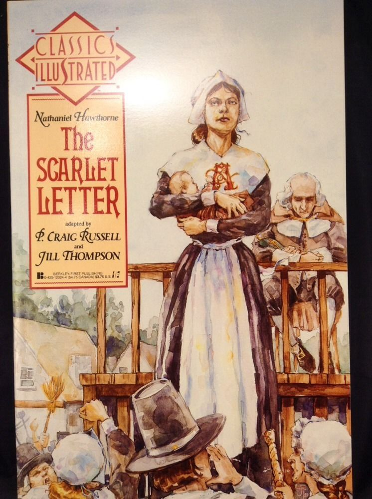 The Scarlet Letter (Classic Collection (Brilliance Audio