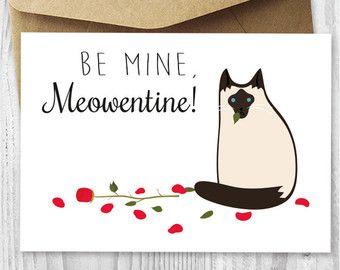related image funny valentinevalentine day cardscat artfriendship - Cat Valentine Cards