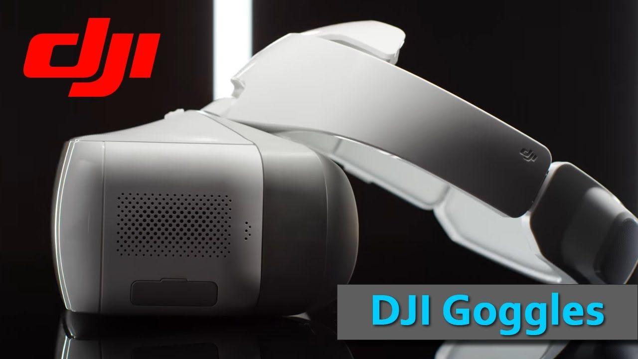 Dji Goggles Fpv Brille Test Und Infos Fr Mavic Pro Phantom 4