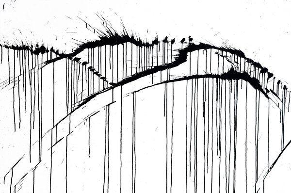 black splatter paint walls google search a peace of mind