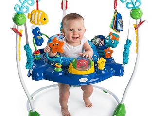 Baby Einstein Neptune S Ocean Discovery Jumper Baby Einstein Baby Activity Jumper Baby Activity Center