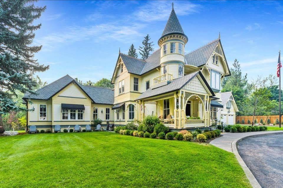 1898 Victorian In Missoula Montana Captivating Houses Victorian Homes Missoula Montana Missoula