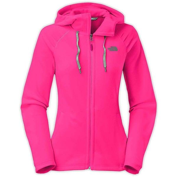 e740d3253 The North Face Women's Mezzaluna Hoodie ($70) ❤ liked on Polyvore ...