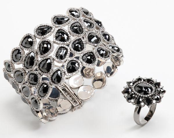 Rina Limor - black diamond gems