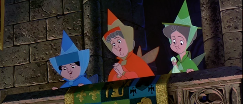 14+ Disney trio info