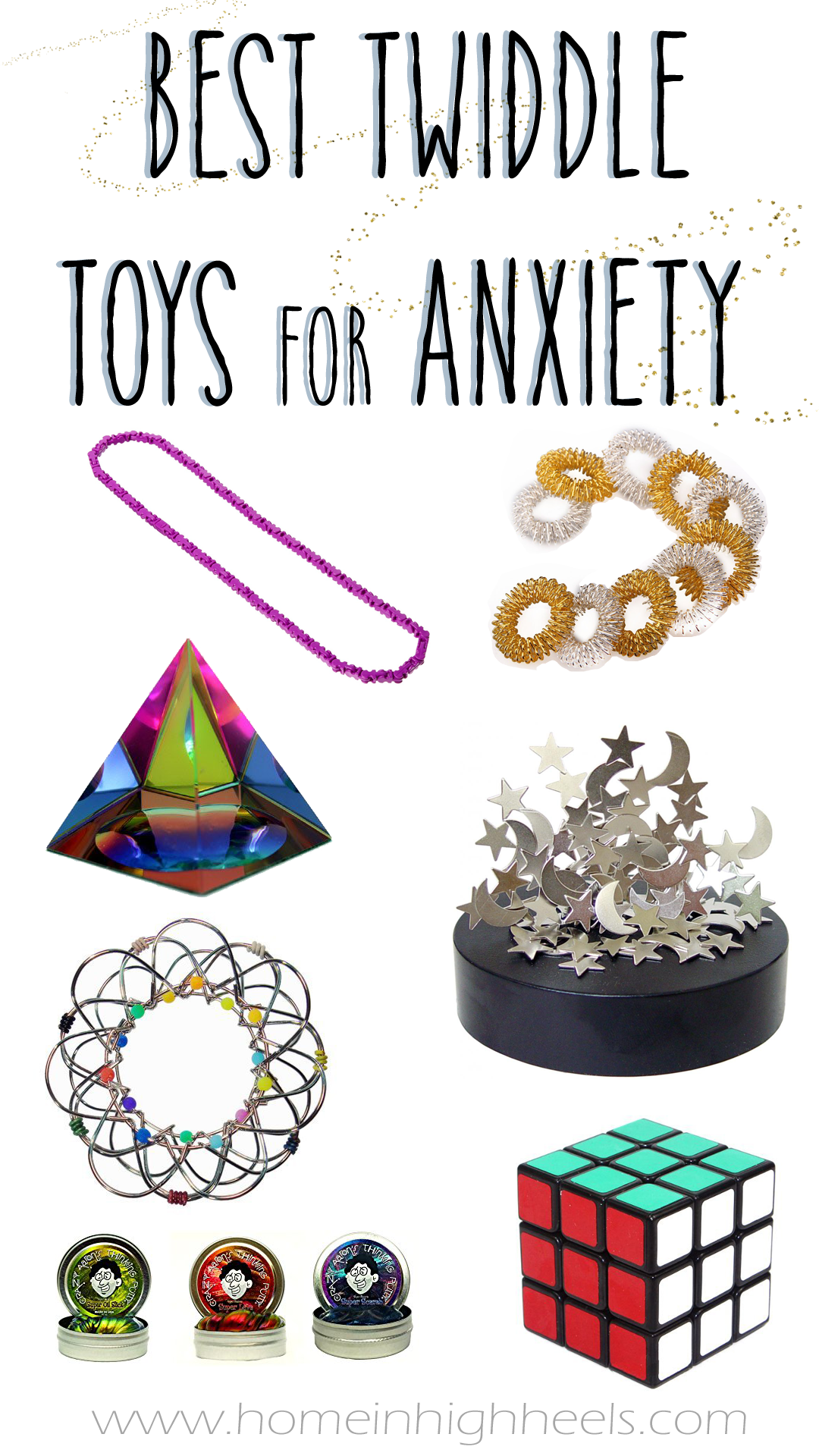 Toys For Anxiety : Best fidget twiddle fiddle wiggly toys for anxious
