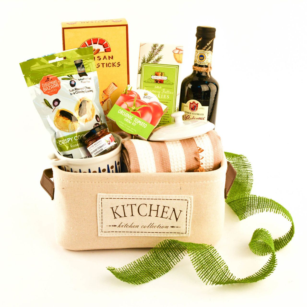 My Savory Kitchen - Basket-Tude ~ Gift Baskets with Attitude ...