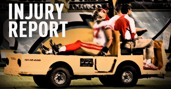 Sports Handicapping the Early Injures