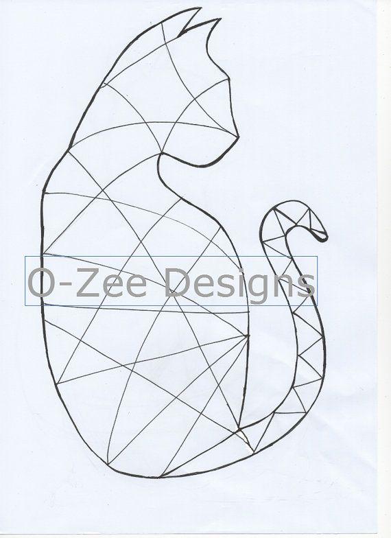 cat zentangle template pdf a4 zentangle pinterest search zentangles and zentangle. Black Bedroom Furniture Sets. Home Design Ideas