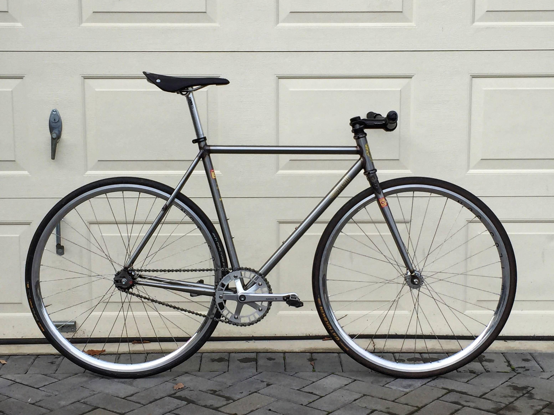 Cinelli X Mash Work Fixed Gear Bike Urban Bicycle Bicycle