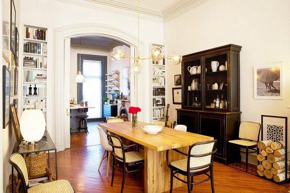 kichen apartment ideas brooklyn townhouse decor inspiration ideas interiors take a tour - Small Townhouse Decor