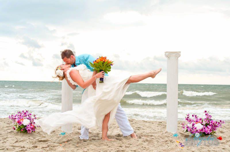 Vow Renewal In Myrtle Beach South Carolina Www Myzticphotos