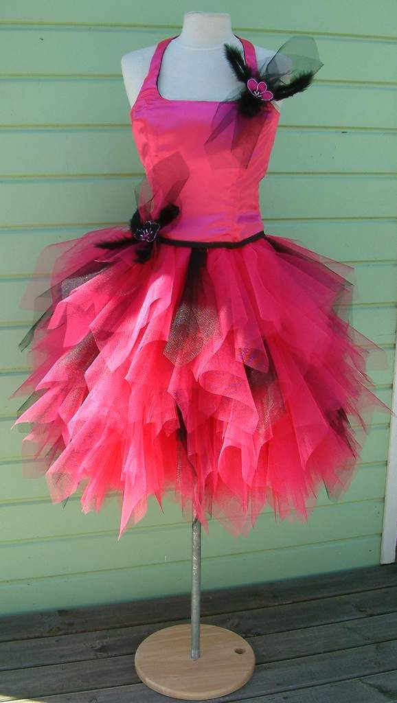 Robe Demoiselle d'honneur 7 | Robes | Tulle costumes ...