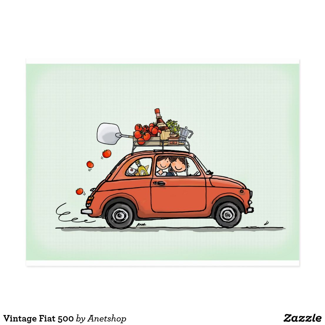 Vintage Fiat 500 Cabrio Funny Ride With Images Fiat 500