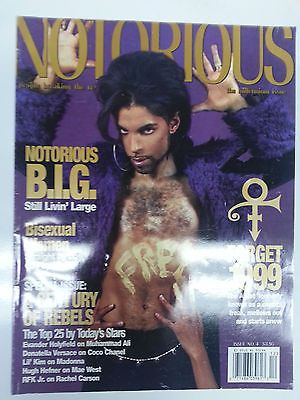 """Notorious"" Magazine Prince Millennium Issue People Breaking the Rules https://t.co/NxeSGcbB7A https://t.co/EVfafySLT8"