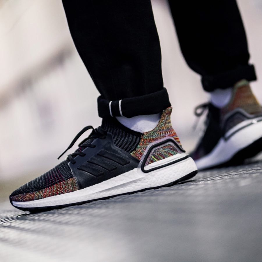 e3542d90ee95 The brand new adidas Ultra Boost 19. Rate the new silhouette from 1 ...