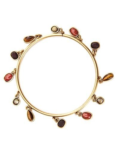 Stone Charm Bangle - New Arrivals - Lucky Brand Jeans