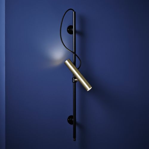 Luxe Wall Light Ism Objects Slim For Either Side