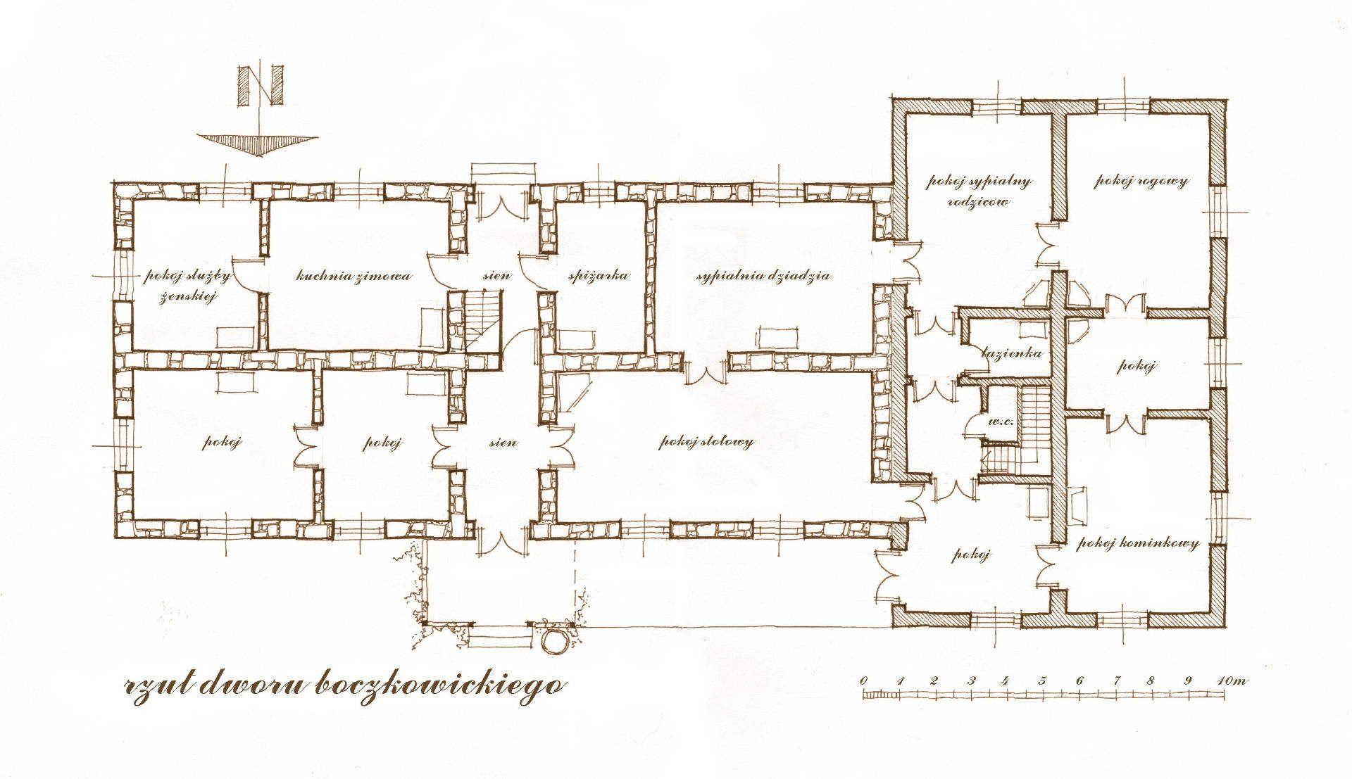 Boczkowice Swietokrzyskie Manor House How To Plan Country House