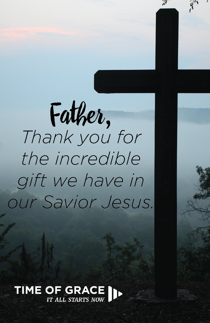 Amen father thank you for that great gift prayer easter thank you for that great gift prayer easter negle Images