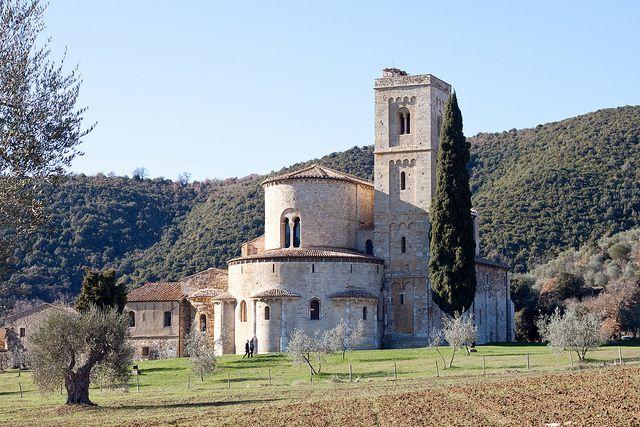 Abbazia di SantAntimo by Juls1981, via Flickr