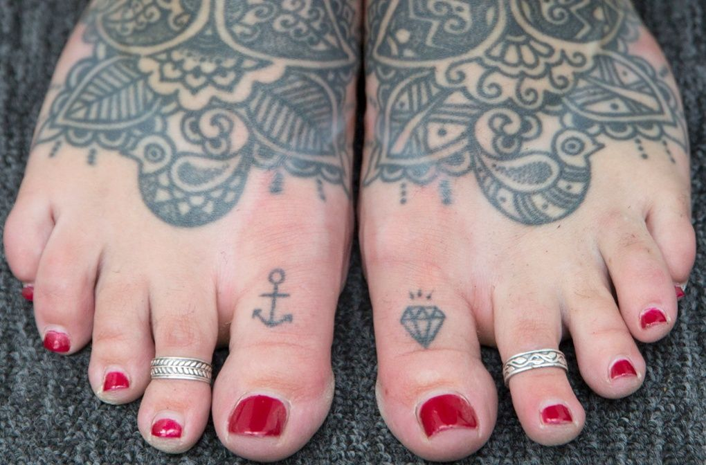 10th international London tattoo convention – in pictures   Fashion   The Guardian