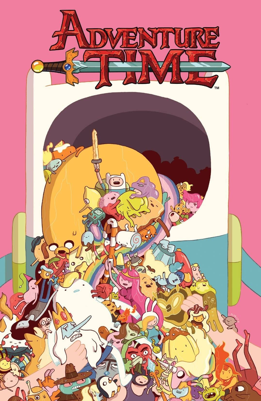 Pin by Metzlilopez on Anime/art in 2020 Adventure time