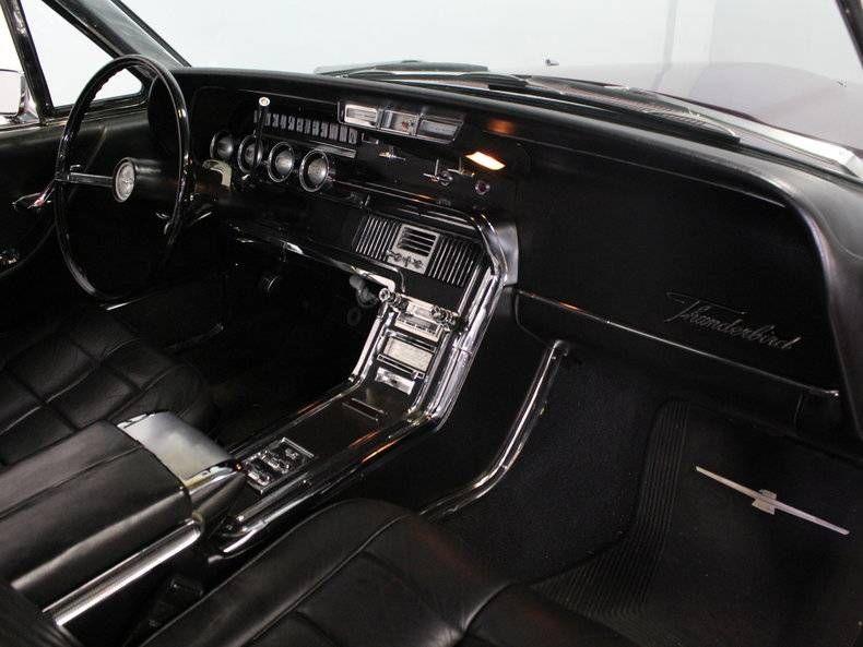 1966 Ford Thunderbird Coupe For Sale 1819000 Ford Thunderbird Thunderbird Ford