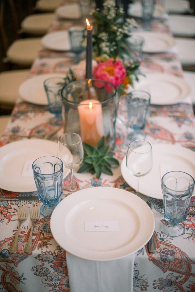 La Tavola Fine Linen Rental: Sissy Coral | Photography: Timwill Photography, Event Design: The Burlap Elephant, Florals: Charleston Stems, Rentals: Ooh! Events, Polished! and Sperry Tents Southeast