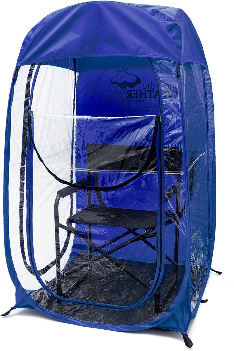 Get the Under the Weather MyPod Pop-Up Tent! | Football | Pinterest