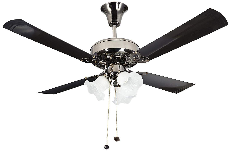 Crompton Greaves Uranus 1200mm Ceiling Fan Black Decorative Ceiling Fans Ceiling Fan Ceiling Fan With Light