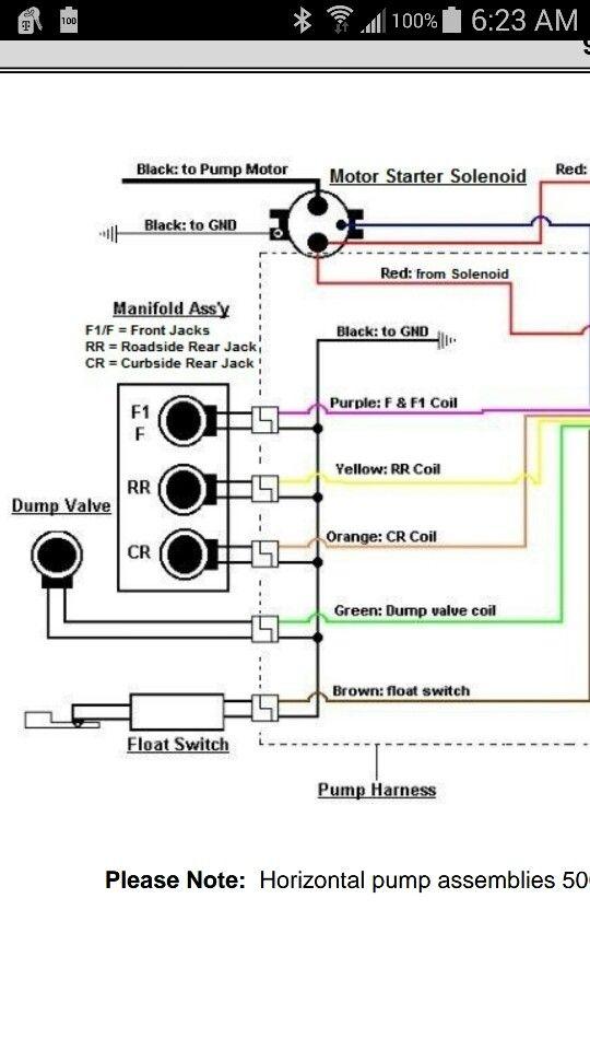 2000 fleetwood storm wiring diagram