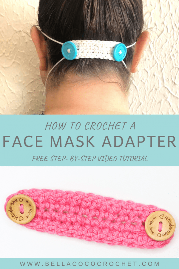 Ppe Mask Adaptor Pattern Crochet Faces Crochet Mask Crochet