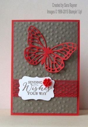 Glimmer Birthday Butterflies - Heartfelt Stamping#birthday #butterflies #glimmer #heartfelt #stamping